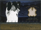 2008 Upper Deck Yankee Stadium Legacy Collection Memorabilia #WF Whitey Ford
