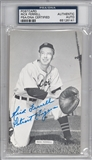 "Rick Ferrell Autographed Postcard w/ ""Detroit Tigers"" Inscription (PSA)"