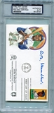 "AB ""Happy"" Chandler Autographed First Day Cover (PSA)"