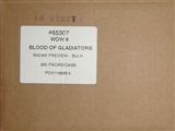 World of Warcraft Blood of Gladiators Booster 250-Pack Case
