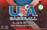 2008 Upper Deck USA Baseball National Team Hobby Set (Box)