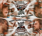 2008 Topps WWE Ultimate Rivals Wrestling Hobby Box