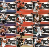 2008 Upper Deck Sportsfest 12 Card Set