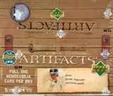 2007 Upper Deck Artifacts Baseball 24-Pack Box