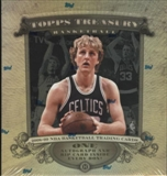 2008/09 Topps Treasury Basketball Hobby Box