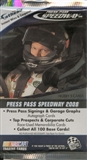 2008 Press Pass Speedway Racing Hobby Pack