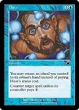 Magic the Gathering Nemesis Single Daze - NEAR MINT (NM)