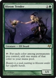 Magic the Gathering Eventide Single Bloom Tender Foil