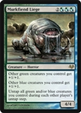 Magic the Gathering Eventide Single Murkfiend Liege - NEAR MINT (NM)