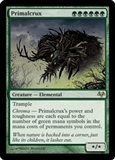 Magic the Gathering Eventide Single Primalcrux - NEAR MINT (NM)