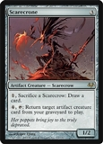 Magic the Gathering Eventide Single Scarecrone FOIL