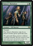 Magic the Gathering Eventide Single Talara's Battalion - NEAR MINT (NM)