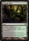 Magic the Gathering Eventide Single Twilight Mire - NEAR MINT (NM)