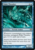 Magic the Gathering Eventide Single Wake Thrasher - NEAR MINT (NM)