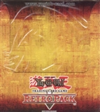 Upper Deck Yu-Gi-Oh Retro Pack Box
