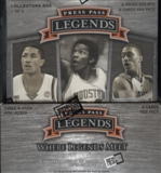 2008/09 Press Pass Legends Basketball Hobby Box