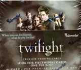 Twilight Hobby Box (2008 Inkworks)