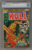 Kull The Destroyer #13 CBCS 9.8 (W) *7006878-AA-010*