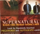 Supernatural Season 3 Hobby Box (2008 Inkworks)