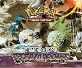 Pokemon Diamond & Pearl Stormfront Theme Deck Box