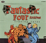 Fantastic Four Archives Trading Cards Box (Rittenhouse 2008)