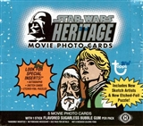 Star Wars Heritage Series 2 Hobby Box (2004 Topps)