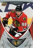 2007/08 Upper Deck Rookie Class #3 Patrick Kane Rookie Card