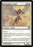 Magic the Gathering Shards of Alara Single Battlegrace Angel - NEAR MINT (NM)