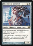 Magic the Gathering Shards of Alara Single Ethersworn Canonist UNPLAYED (NM/MT)