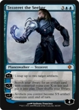 Magic the Gathering Shards of Alara Single Tezzeret the Seeker Foil