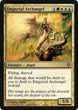 Magic the Gathering Shards of Alara Single Empyrial Archangel - NEAR MINT (NM)