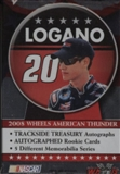 2008 Press Pass Wheels American Thunder Racing Hobby Pack