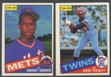 1985 O-Pee-Chee Baseball Complete Set (NM-MT)