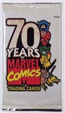 Marvel 70th Anniversary Trading Cards Pack (Rittenhouse 2010)