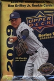 2009 Upper Deck Series 1 Baseball Hobby Pack