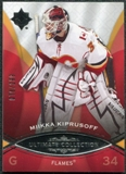 2008/09 Upper Deck Ultimate Collection #5 Miikka Kiprusoff /299