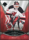 2008/09 Upper Deck Ultimate Collection #22 Martin Brodeur /299