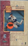 1997 Topps Stadium Club Series 1 Baseball Jumbo Box
