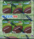 1994 Fleer Football Jumbo Box