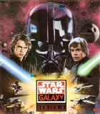 Star Wars Galaxy Series 4 Hobby Box (Topps 2009)