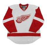 Detroit Red Wings Reebok Edge White Authentic Jersey (Adult 60)