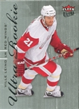 2009/10 Fleer Ultra #249 Ville Leino RC