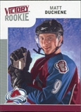 2009/10 Upper Deck Victory #305 Matt Duchene RC