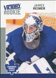 2009/10 Upper Deck Victory #336 James Reimer RC