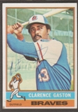 1976 Topps Baseball #558 Cito Gaston Signed in Person Auto