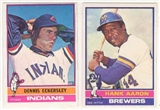 1976 Topps Baseball Complete Set (NM-MT)