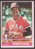 1976 Topps Baseball #156 Rico Carty Signed in Person Auto