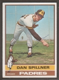 1976 Topps Baseball #557 Dan Spillner Signed in Person Auto