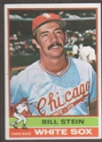 1976 Topps Baseball #131 Bill Stein Signed in Person Auto