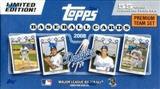 2008 Topps Premium Team Baseball Set (Box) (LA Dodgers)